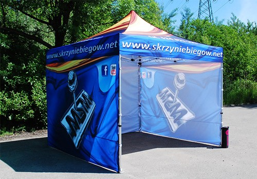 Promotional tents London