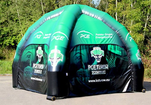 Promotional tents Liverpool