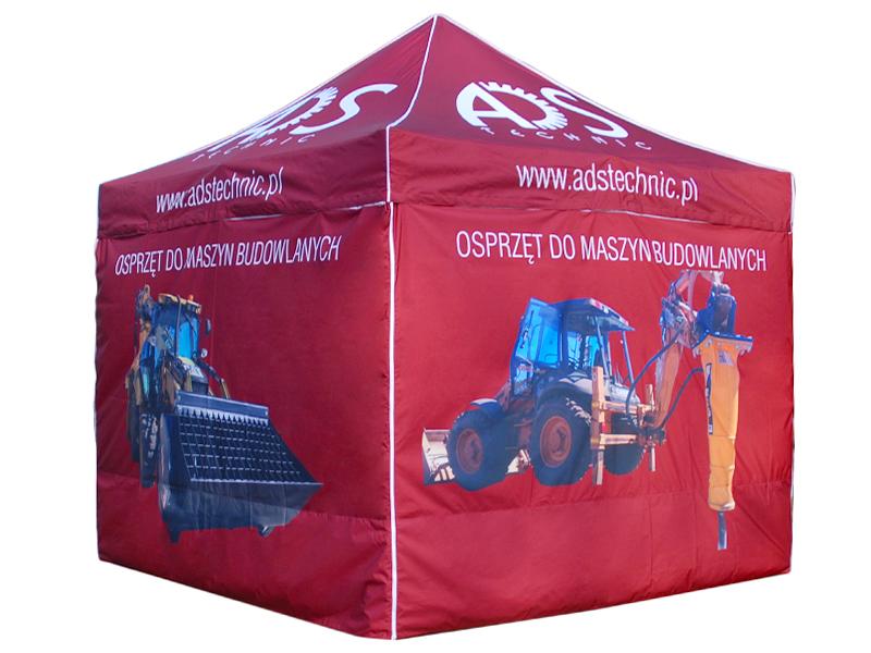 Namioty na targi branżowe, namioty targowe, namioty reklamowe, namioty wystawowe