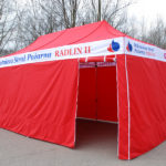 fire tent, tents for guards, fire tents, tents, fire brigade, service tents, tent for guard