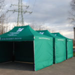 administrative tents, tent for administration, tents for the commune, tents for the poviat, official tents, state tents, provincial tents 1