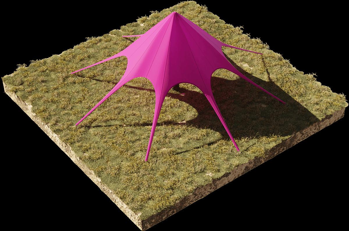 namioty gwiazda