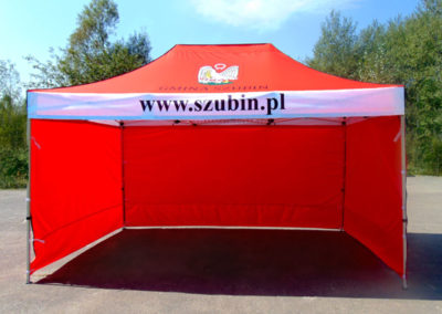 Administration Tents