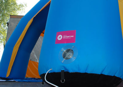 Fan Inflatable Tents