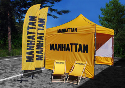 Industry Specific Tents