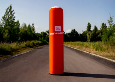 Pascal Inflatable Pillars