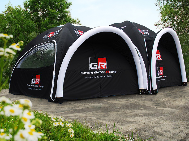 Pascal Inflatable Tents