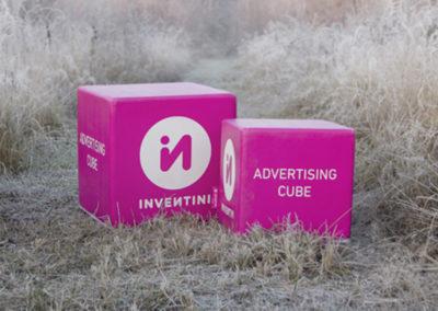 Promotional Cubes