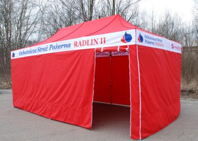 Uniformed Services Tents